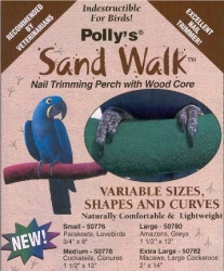 Polly's Sand Walk Perch X-Large