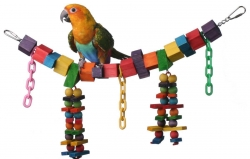 Super Bird Creations Rainbow Bridge Jr.