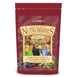 Lafeber's Senior Nutriberries Cockatiel 12 oz