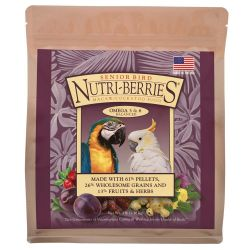 Lafeber's Senior Nutriberries Macaw 3 lb