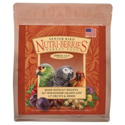 Lafeber's Senior Nutriberries Parrot 3 lb