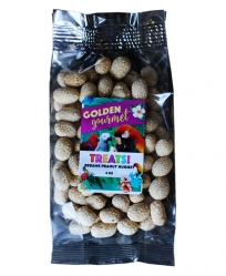Golden Gourmet Sesame Peanut Nugget Treat 4 oz Bag
