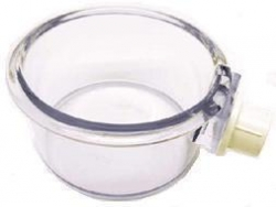 Smart Crock 5 oz bowl clear