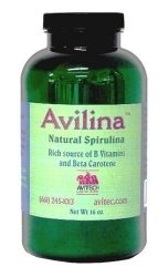 Avitech Avilina High Potency Spirulina 4 oz