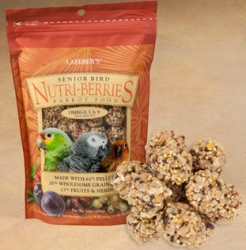 Lafeber's Senior Nutriberries Parrot 10 oz