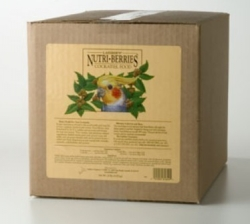 Lafebers Nutriberries Cockatiel 20 lb Box