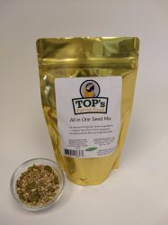 TOPS All In One Seed Mix 1# Bag
