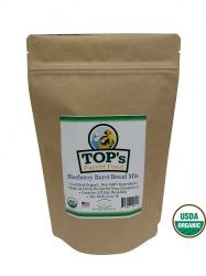 TOPS Blueberry Burst Bird Bread MIx 1.35# Bag