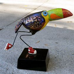 Flights of Fancy Toucan