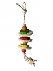 Tri Loofa Stacks Toy by Paradise Toys