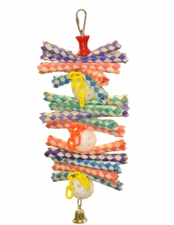 Pointing Fingers by Made in the USA Bird Toys