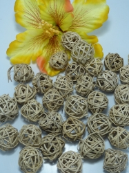 Natural Vine Ball 2 cm 1000 Pack