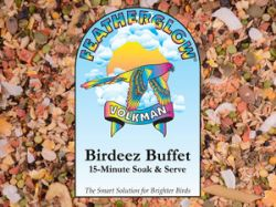 Volkman Featherglow Birdeez Buffet  2 lb