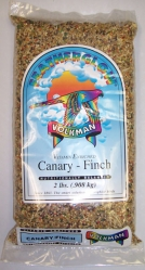 Volkman Featherglow Canary/Finch 2 Lb Bag