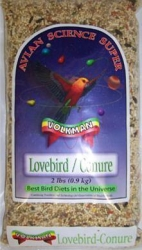 Volkman Avian Science Super Lovebird/Conure 2 lb.