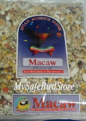 Volkman Avian Science Super Macaw 4 Lb Bag