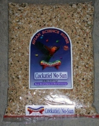 Volkman Avian Science NO SUN Cockatiel 4 lb