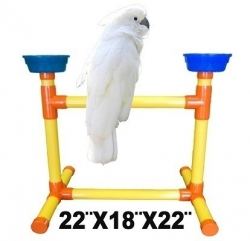 Fun Max/Zoo Max Tabletop PVC Stand Large