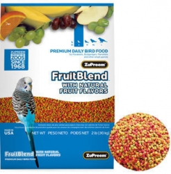 Zupreem Fruit Blend Small 2 lb bag