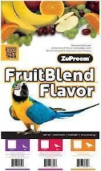 Zupreem Fruit Blend Large 17.5# Bag