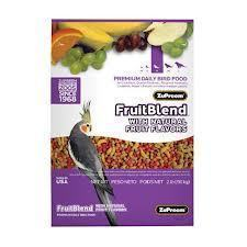 Zupreem Fruit Blend Medium 17.5# Bag