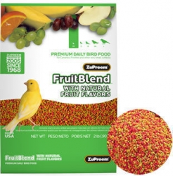 Zupreem Fruit Blend X-Small 2 lb bag
