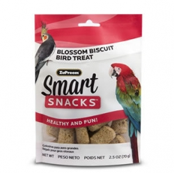 Zupreem Smart Snacks Blossom Biscuit Treat 2.5 oz