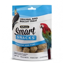 Zupreem Smart Snacks Original Biscuit Treat 2.5 oz