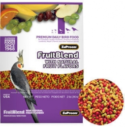 Zupreem Fruit Blend Medium 2# Bag