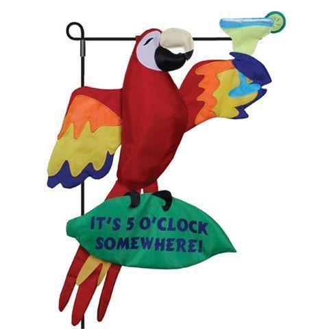 Pk59139 Garden Charm It S 5 O Clock Somewhere Bird