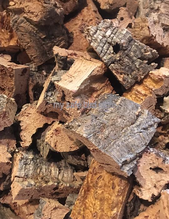 Zz Tpn Corkchunk Cork Bark Chunk Per 1 2 Pound New Items