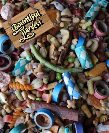 32325 - Bountiful Harvest Qwacker Jax 6.5#