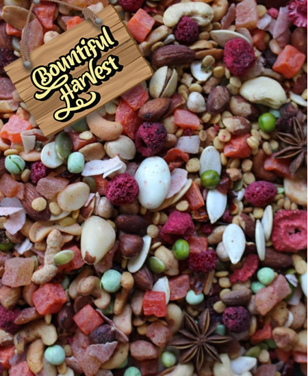 D bhbs bountiful harvest blend for small birds per lb for Bountiful storage