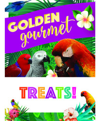 GOLDEN GOURMET TREATS!
