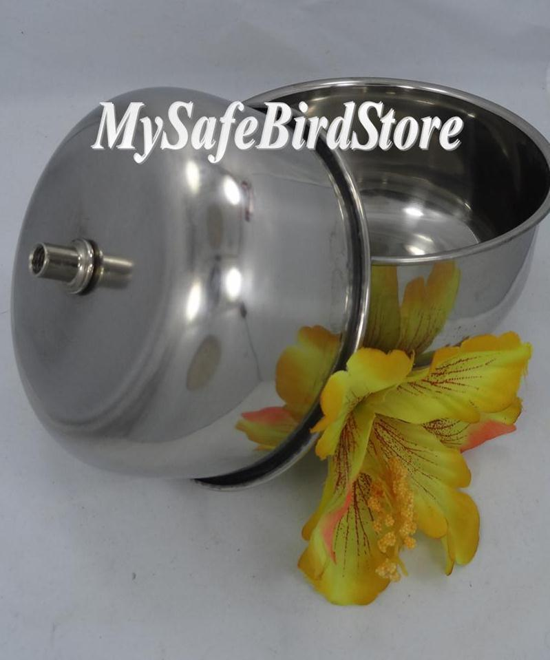 Jtss20 Stainless Steel Java Stand Replacement Bowls 20 Oz