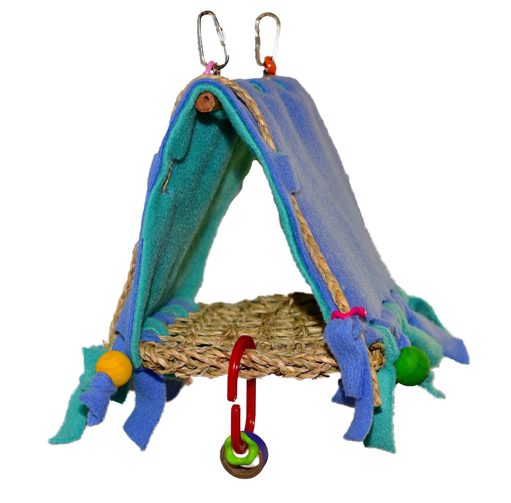 Parrot Resort Medium by The Parrot Kook  sc 1 st  My Safe Bird Store & Bird Tent | Parrot sleeping | Pet Tents|DISCOUNTED