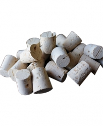 Natural Tapered Cork 10 Pack
