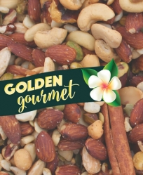 Golden Gourmet Spice & Nut Blend Per Pound