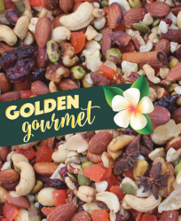 Golden Gourmet Spice & Nut PLUS Blend Per Pound