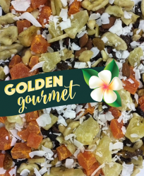 Golden Gourmet Trail Mix Plus 5# Bag