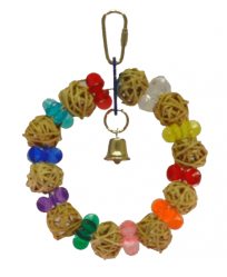 Circle Circle by Made in the USA Bird Toys