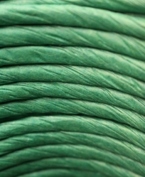 Green Paper Rope By the Yard