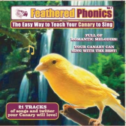 Feathered Phonics Teach your Canary to Sing Vol 7