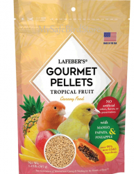 Lafebers Tropical Fruit Canary Pellets 1.25#
