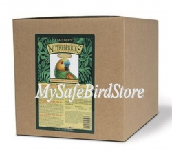 Lafebers Nutriberries Tropical Fruit Parrot 20 lb