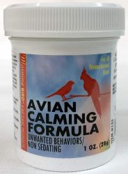 Morning Bird Avian Calming Formula 1 oz.