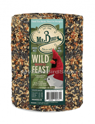 Mr. Bird Wild Bird Feast Cylinder Large