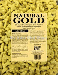 Pretty Bird Natural Gold Medium 30 Lb Bag