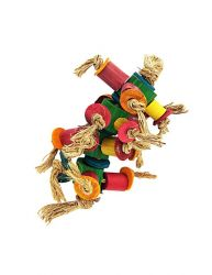 Planet Pleasures Caterpillar Foot Toy Small