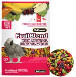 Zupreem Fruit Blend Medium/Large 3.5# Bag
